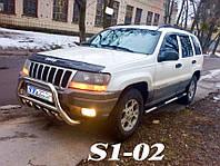 Кенгурятник Jeep Grand Cherokee 1995-2005