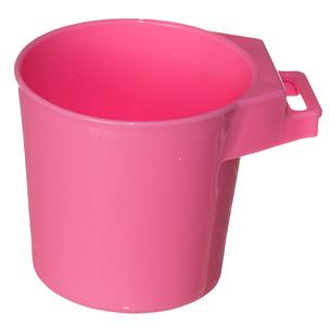Чашка PN (арт. Cup-PN) - цвет пластика розовый
