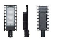 Светодиодный светильник LED OZON 50W 4000К 6500 Lm уличный консольный (Philips) 5 лет