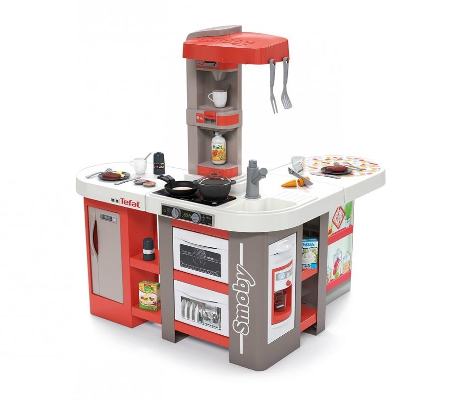 Кухня Smoby Смоби тефаль студио френч XXL кипение и звук Tefal  Studio Kitchen Bubble XXL 311046