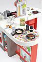 Кухня Smoby Смоби тефаль студио френч XXL кипение и звук Tefal  Studio Kitchen Bubble XXL 311046, фото 4