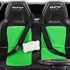 Двухместный детский электромобиль Багги 4WD M 3454EBLR-5 зеленый, фото 5