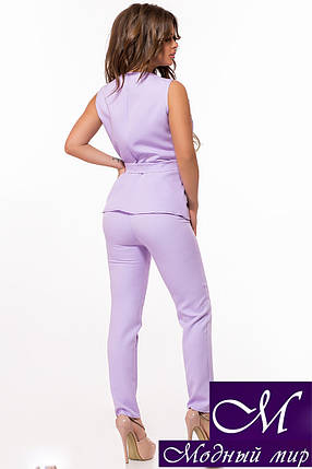 Костюм женский жилет + брюки (р. 42, 44, 46) арт. 29-029, фото 2