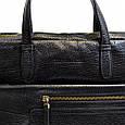 Кожаная деловая сумка Tony Bellucci, фото 4