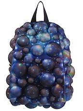 Рюкзак MadPax Bubble Pint цвет WARP SPEED (синий мульти), фото 2