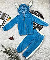 Детский спортивный костюм велюр, фото 1