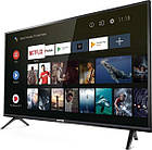Телевизор  TCL 40ES561  (Smart TV / Android / Ultra HD / 4К / PPI 200 / Wi-Fi / DVB-C/T/S/T2/S2), фото 2