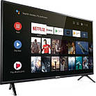Телевизор  TCL 40ES561  (Smart TV / Android / Ultra HD / 4К / PPI 200 / Wi-Fi / DVB-C/T/S/T2/S2), фото 3