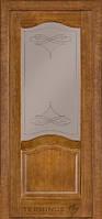 Двери Classik 03 TERMINUS Шпон Дуб темный 60, 70, 80, 90 см
