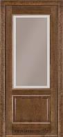 Двери Classik 04 TERMINUS Шпон Дуб браун 60, 70, 80, 90 см