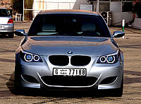 Стекло фары BMW E60 / E61 2003-2010 правое-левое