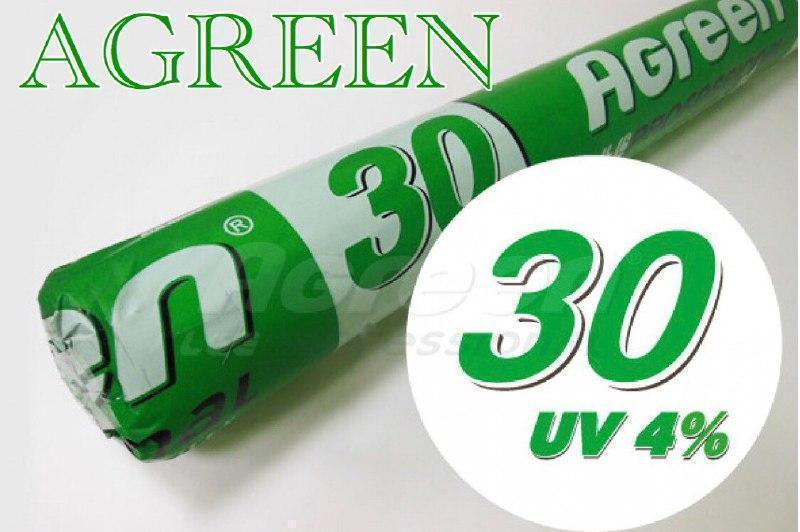 Агроволокно Agreen 30 г/м² (2.1-500) белое