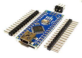 Arduino Nano V3.0 CH340G, ATmega328 программируемый контроллер, ардуино нано