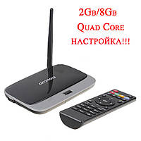 Медиа-плеер Android TV Box CS918/Q7, 2Gb/8Gb, RK3188 Quad Core A9 1.4GHz