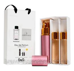 Парфюмерная вода для женщин Dolce&Gabbana 3 L`Imperatrice, 3x15 мл