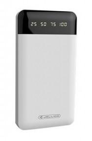Внешний аккумулятор Jellico BWK-10 Power bank 10000mAh белый