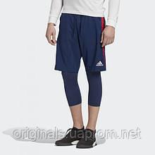 Футбольные шорты adidas TAN Tape Shorts FP7897 2020