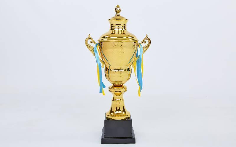 Кубок спортивний з ручками і кришкою HEIGHT G104B 51 см