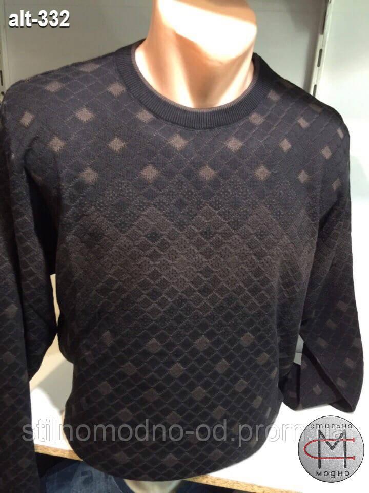 Теплий  Чоловічий свитер  від Стильномодно
