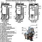 Пелетний котел 75 кВт, RED LINE МАХ, фото 10