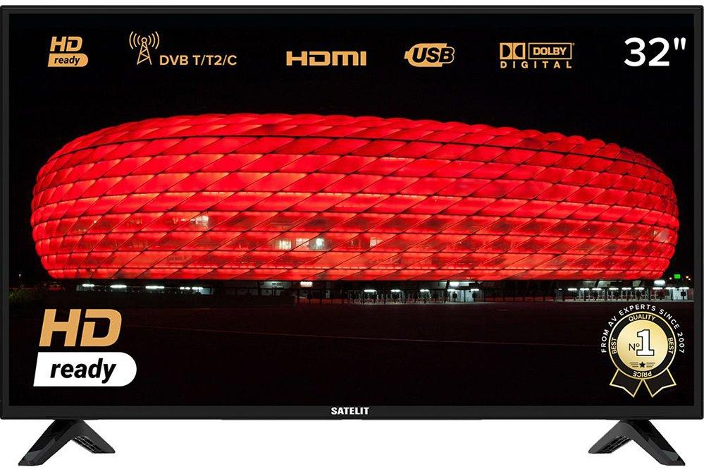 Телевизор Satelit 32H9000T