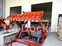 Подъемник ножничный 2500х1800мм гидравлический Docker, ход 1.6м 1т