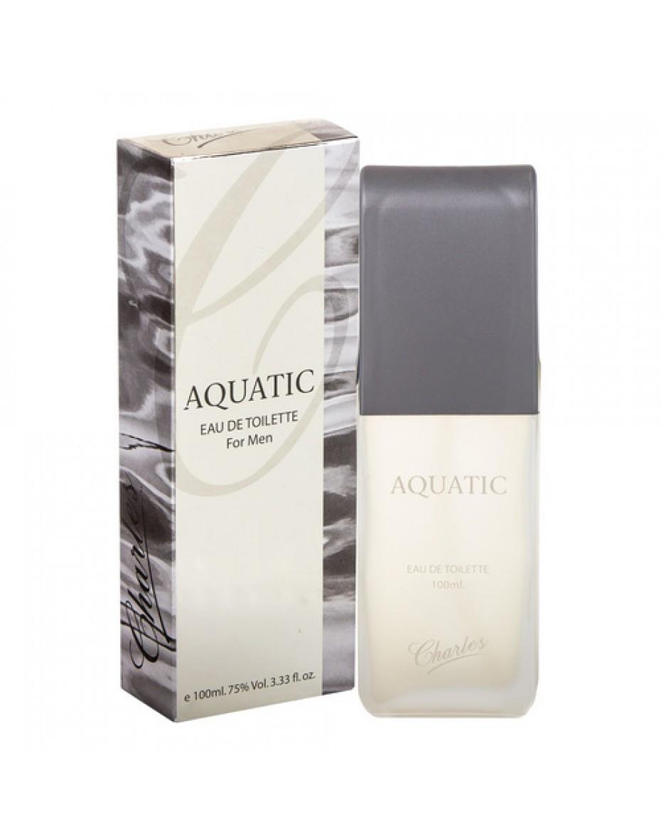 Charles Aquatic French Impression Men EDT 100 ml арт.33917