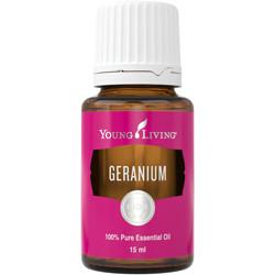 Эфирное масло Герани (Geranium) Young Living 15мл