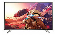 Телевизор TCL 43EP641 (4K, SmartTV, PPI 1500Гц, Android, HDR, Dolby Digital Plus 2x16Вт, DVB-C/T2/S2)