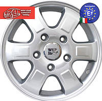 Автомобильные диски Mercedes WSP ITALY W776 RHINO