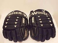 Хоккейные краги Sher-Wood 10.5'' 26.7см хокейні краги