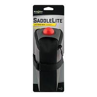 Велосипедна Сумка зі світлодіодом Nite Ize Saddle Lite Bike bag Seat (4823082711024), фото 1