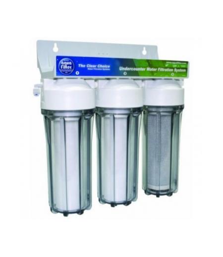 Проточный фильтр для воды  Aquafilter FP2-W-K1
