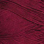 Пряжа YarnArt Ideal 238 темно-червоний (ЯрнАрт Идеал Ідеал темно-красный 100% хлопок) 100% бавовна