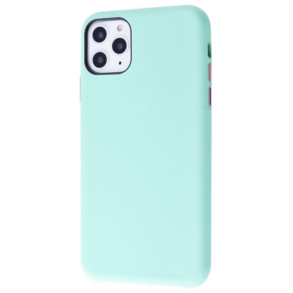 Чехол Tina Habitu Macaron Leather Case iPhone 11 Pro Max