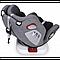 Детское автокресло Bertoni Roto Isofix grey (0-36 кг) (Болгария), фото 5