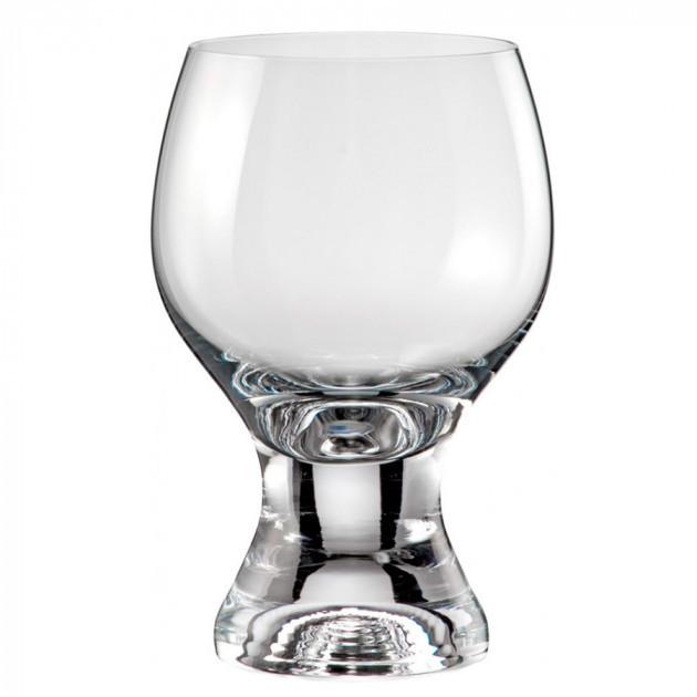 Набор бокалов для вина 190 мл 6 шт Gina Bohemia 40159/190