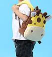 """Рюкзак для улюблених малюків """"Жирафик"""" Код К2, фото 2"""