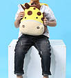 """Рюкзак для улюблених малюків """"Жирафик"""" Код К2, фото 3"""