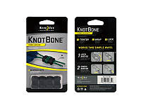 Фиксатор Узловой Nite Ize Knotbone 3/4Pk with Cord NI801 (4823082709854)