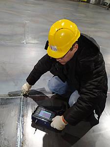 Техническое обследование и дефектоскопия стальных резервуаров