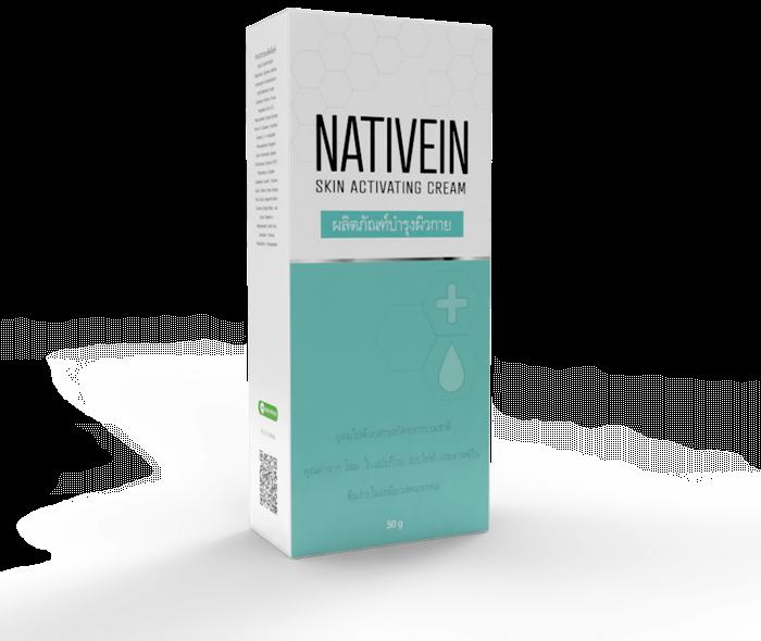 Nativein (Нейтивен) - крем от варикоза