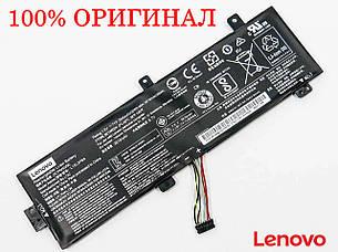 Оригинальная батарея для ноутбука Lenovo  L15L2PB4, L15C2PB5 (7.6V, 30Wh, 3948mAh) - Аккумулятор, АКБ, фото 2