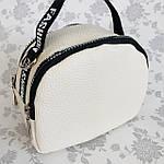 Женская сумка через плечо баретка Fila маленькая, фото 6