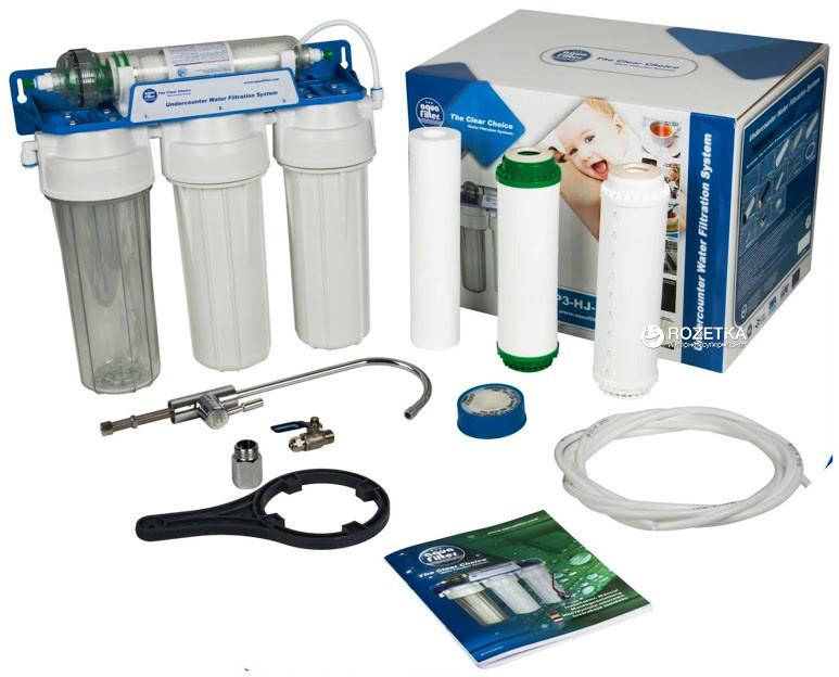 Проточный фильтр для воды Aquafilter FP3-HJ-K1