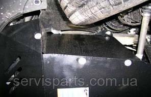 Защита двигателя Fiat Doblo 2002- (Фиат Добло), фото 2