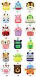 """Детский рюкзак для любимых малышей """"Черепашка"""" зеленый плюшевый для садика дошкольный маленький велюр унисекс, фото 4"""