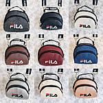 Женская сумка через плечо баретка Fila маленькая, фото 8