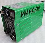 Сварочный аппарат Минск МСА ММА-345 (дисплей), фото 3