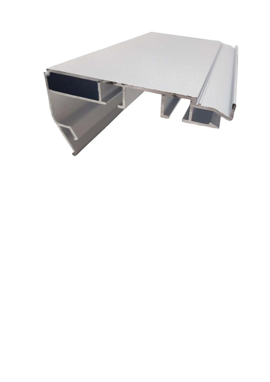 Алюминиевый профиль  карниз  для натяжных потолков